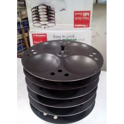 Premier Non-Stick Idly Stand with Stainless Steel Pot