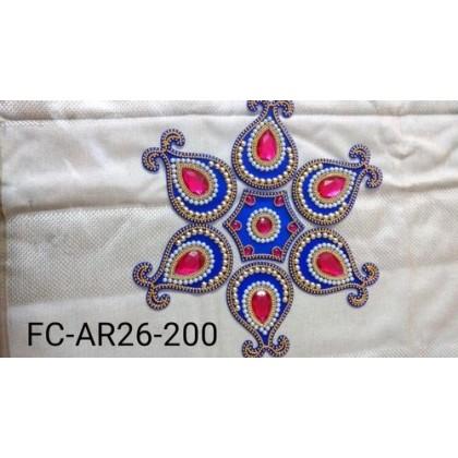 Acrylic Kundan Rangoli/Deepavali/ Diwali/Decoration/Kundan/Wedding/Indian 12 Inch
