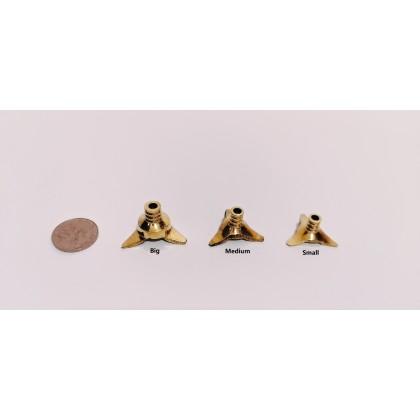 New Design Brass Cotton Wick/Thiri Holder Stand