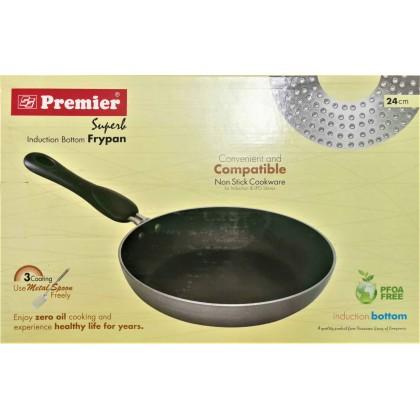 Premier Non Stick Superb Fry Pan Induction Base 24 cm